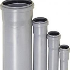 Трубопровод  ПП канализация и фитинги
