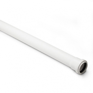Труба для внутренней канал Stilte белая 32x 250