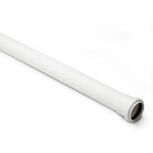 Труба для внутренней канал Stilte белая 32x 750