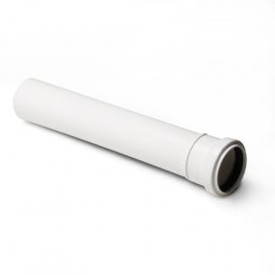 Труба для внутренней канал Stilte белая 40x2000