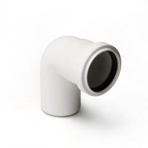 Отвод Stilte белый  40x87,5