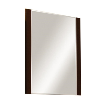 """АКВАТОН. Зеркало """"Ария 50"""" 1401-2.103 темно-коричневое"""