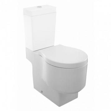 JACOB DELAFON. Унитаз FORMILIA VIRAGIO 4449K-00 выпуск vario, сиденье с микролифтом /66х36/ (белый)