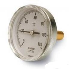 Термометр биметаллический (0- 120°C) L=60 (50)