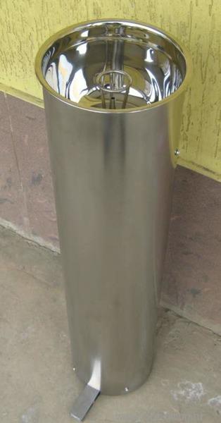 Питьевой фонтанчик цилиндрический педальный ФП-300 (чаша 240 мм)