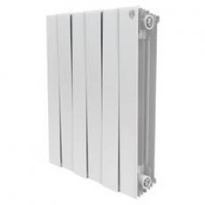 Биметаллический радиатор Royal Thermo PianoForte 500 Bianco Traffico 6 сек