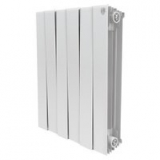 Биметаллический радиатор Royal Thermo PianoForte 500 Bianco Traffico 4 сек