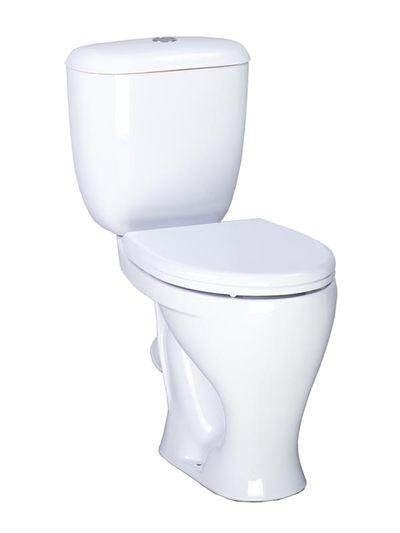 УНИТАЗ-КОМПАКТ ВОРОТЫНСКИЙ антивсплеск  ( арм.+сиденье н/п) белый