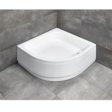 RADAWAY. Акриловый душевой поддон Samos A900 900*900*300, 4S99300-03N, белый