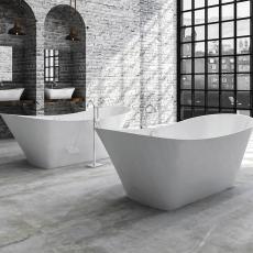 Ванна из камня  BORAX  1790×790×650 мм
