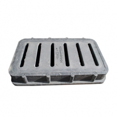 Дождеприемник полимерный 800х495х110, 250 кН