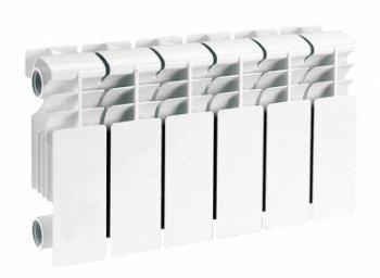 Радиатор биметаллический BM 200/100  6секц. Konner