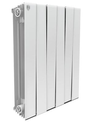 Биметаллический радиатор Royal Thermo PianoForte 500 Bianco Traffico 10 сек
