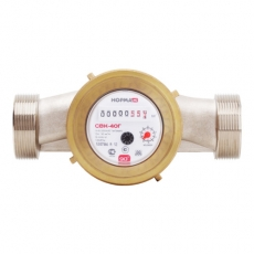 Счетчик воды универсальный Норма СВК-40 Г компл.