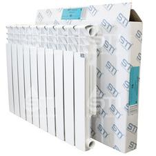 Радиатор алюминиевый AL  STI 500/80/  10секц.