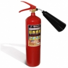 Огнетушитель углекислотный ОУ-1 (2 л)