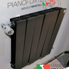 Радиатор Royal Thermo PianoForte 500/Noir Sable - 4 секц.